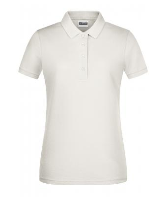 Damen Ladies' Basic Polo Natural 8478