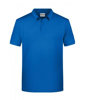 Men Men's Basic Polo Royal 8479