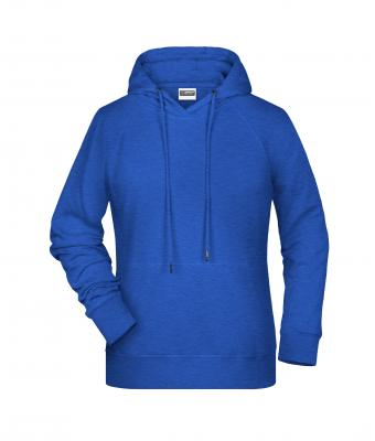 Ladies Ladies' Hoody Ink-melange 8654