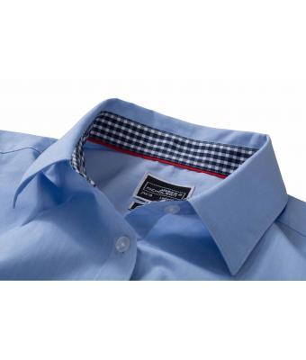 ea996b1836 Homme Chemise manches longues business homme Blanc/rouge-blanc-Daiber