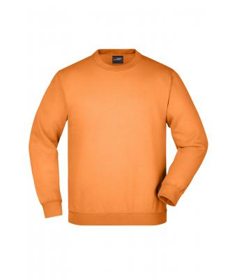 Enfant Sweat-shirt enfant col rond Orange 7210