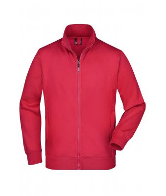 Herren Men's  Jacket Red 7217