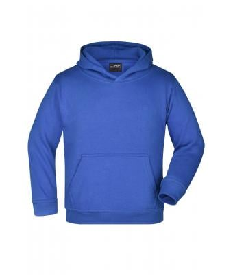 Kinder Hooded Sweat Junior Royal 7219