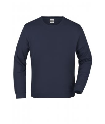 Unisex Basic Sweat Navy 7229