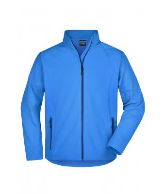 Herren Men's Softshell Jacket Azur 7281