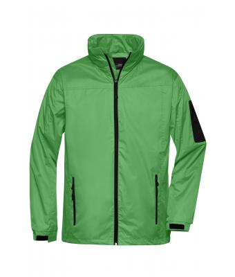 Men Men's Windbreaker Lime-green/carbon 7918