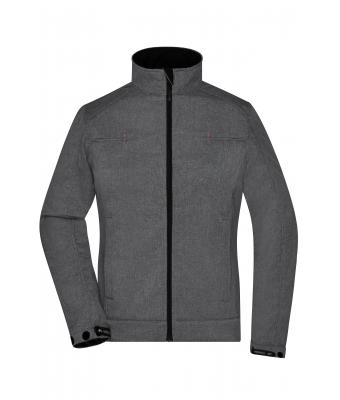 Ladies Ladies' Softshell Jacket Dark-melange 8277