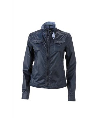 Ladies Ladies' Travel Jacket Navy 8275