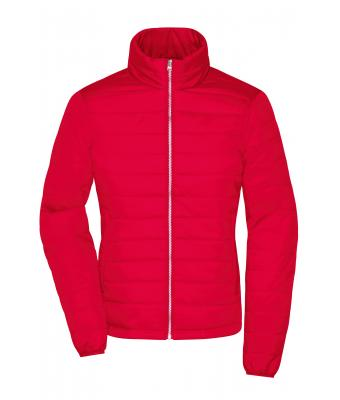 Ladies Ladies' Padded Jacket Red 8382