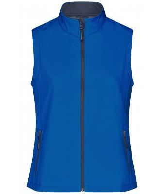 Femme Bleu Nautiquemarine Gilet Daiber Softshell W9HIED2