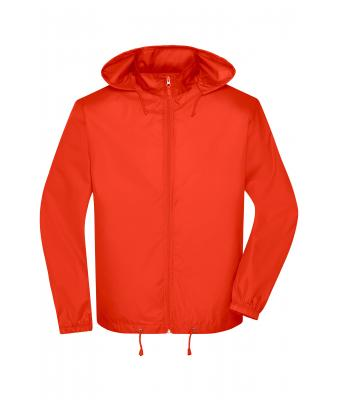 Herren Men's Promo Jacket Bright-orange 8381