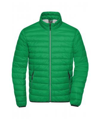 Herren Men's Down Jacket Fern greensilver Daiber