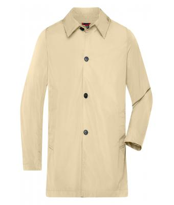 Herren Men's Travel Coat Sand 8522