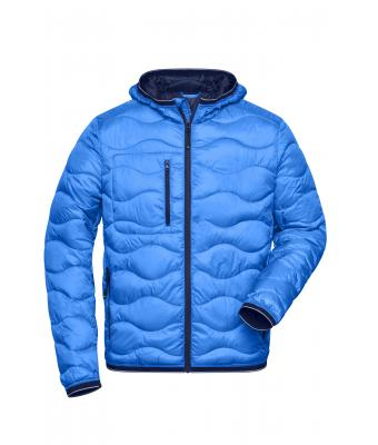 Herren Men's Padded Jacket Blue/navy 10235