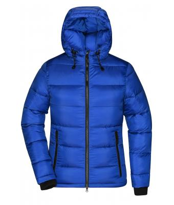 Ladies Ladies' Padded Jacket Electric-blue/nautic 10467