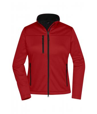 Ladies Ladies' Softshell Jacket Red 10463