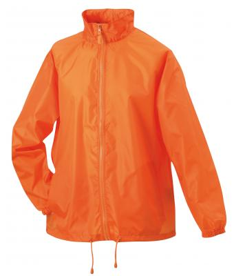 Unisex Promotion Jacket Orange 7342
