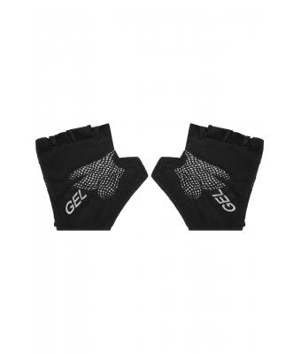 Unisex Bike Gloves Summer Black 7392