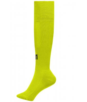 Unisex Team Socks Acid-yellow 7403