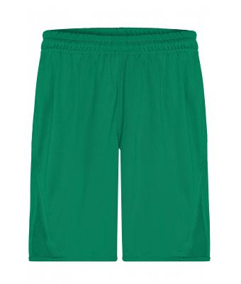 a7a7ae20c83 Kids Team Shorts Junior Green-Daiber