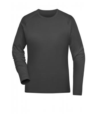 Damen Ladies' Sports Shirt Long-Sleeved Titan 10240
