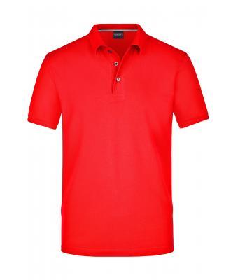 Herren Men s Pima Polo Light-red-Daiber 5a7118b060