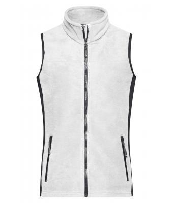 Femme Veste workwear polaire femme STRONG Blanccarbone