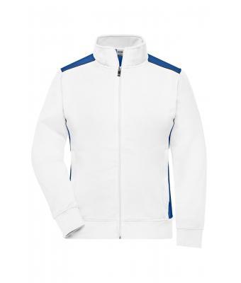 Shirt Veste Workwear Blancroyal Femme Sweat Color l31TJcuKF
