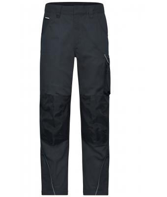 Unisex Workwear Pants - SOLID - Carbon 8718