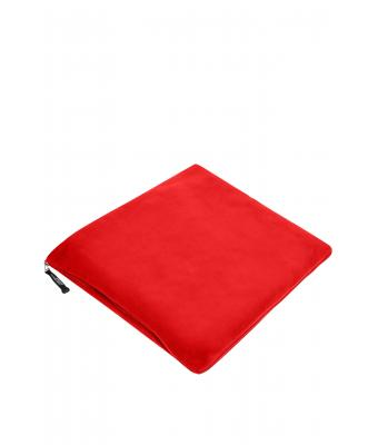 Unisex Fleece Blanket Red 7553
