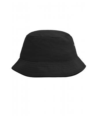 Damen Fisherman Piping Hat Black/black 7579