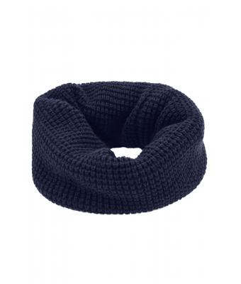 Unisex Knitted  Loop Navy 8717