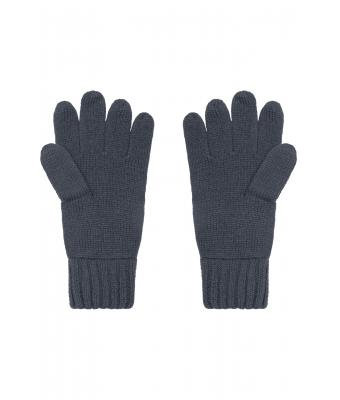 Unisex Melange Gloves Basic Navy 8245