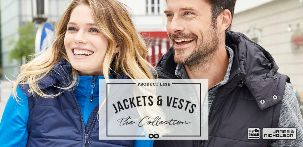 Jackets and vests Collection