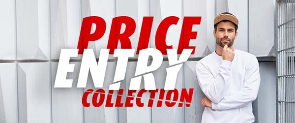 Price Entry Collection