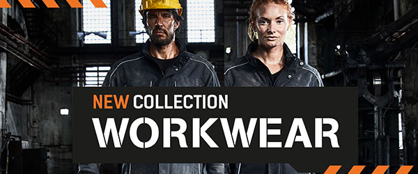 New Workwear Collection STRONG STYLE